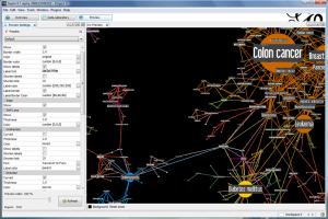 بصری سازی گراف