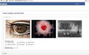 فراموش کردن تاریخ تولد در فیس بوک