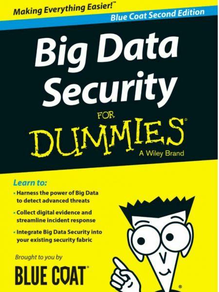 کتاب امنیت بیگ دیتا