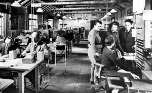BBC در 80 سال پیش فعال در اوسینت