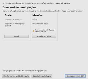 مرحله هفتم نصب IntelliJ IDEA