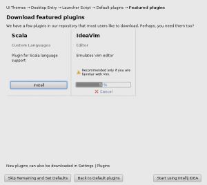 مرحله هشتم نصب IntelliJ IDEA
