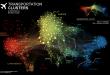تحلیل گراف خطوط هوایی