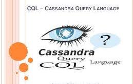 کار با کاساندرا با زبان درخواست پرسوجو CQL