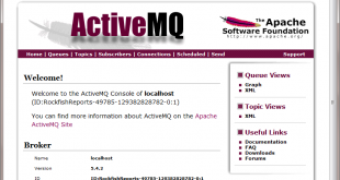 اکتیو ام کیو (ActiveMQ)