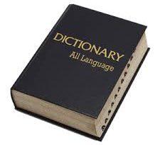 فایل فرهنگ لغت فارسی