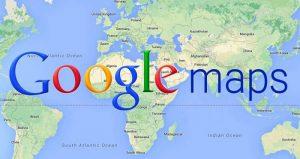 بانک تصاویر گوگل مپ