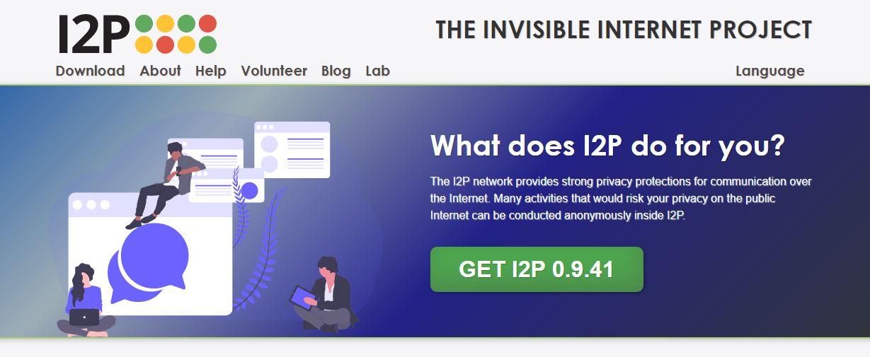 بی نامی یا گمنامی کاربران با I2P