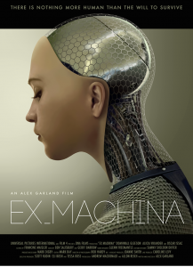فیلم سینمایی فرا ماشین (Ex Machina)