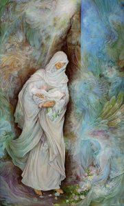ولادت حضرت امیرالمومنین علیه السلام در کعبه