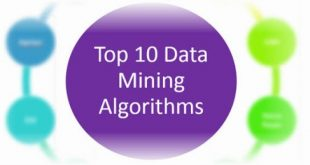 10 الگوریتم برتر داده کاوی و یادگیری ماشین