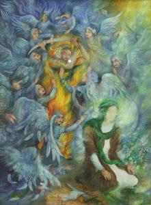شهادت حضرت علی اثر محمد باقر خسروی