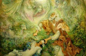 قربانی کردن حضرت اسمائیل