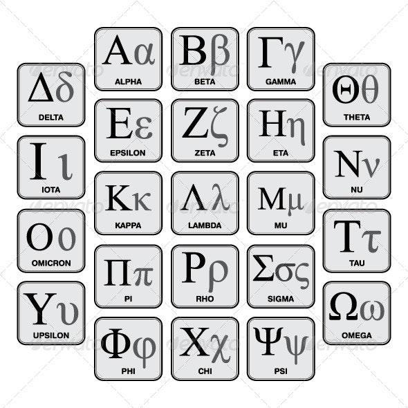 علائم و حروف و نمادهای ریاضی و آمار همراه با تلفظ و کاربرد (علائم لاتین و یونانی)
